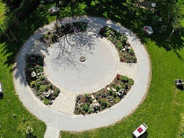 Friedensgarten, Hof Ruckardtshausen